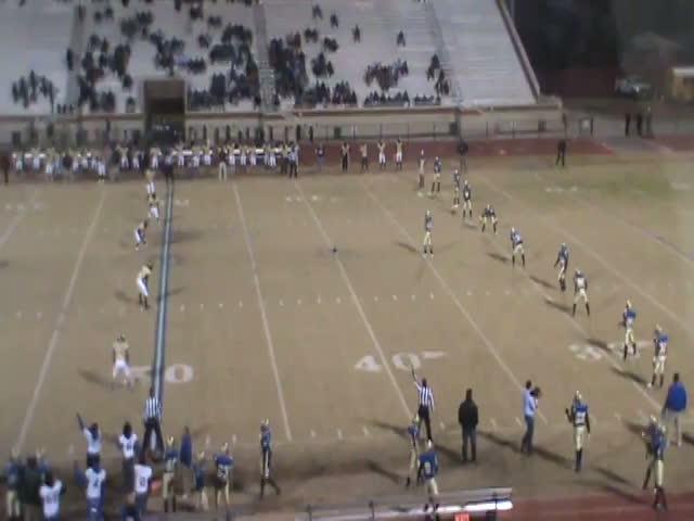 Phoebus High School Football 2014 vs Phoebus High School