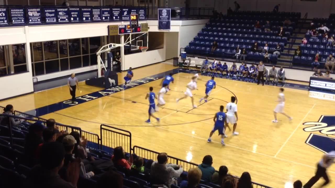 Shawnee High School Vs Southeast Chase Morris Highlights