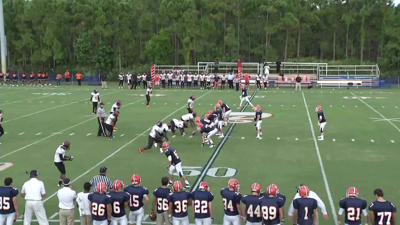 Tyler Kasten\'s Basketball Highlights playing football for The ...