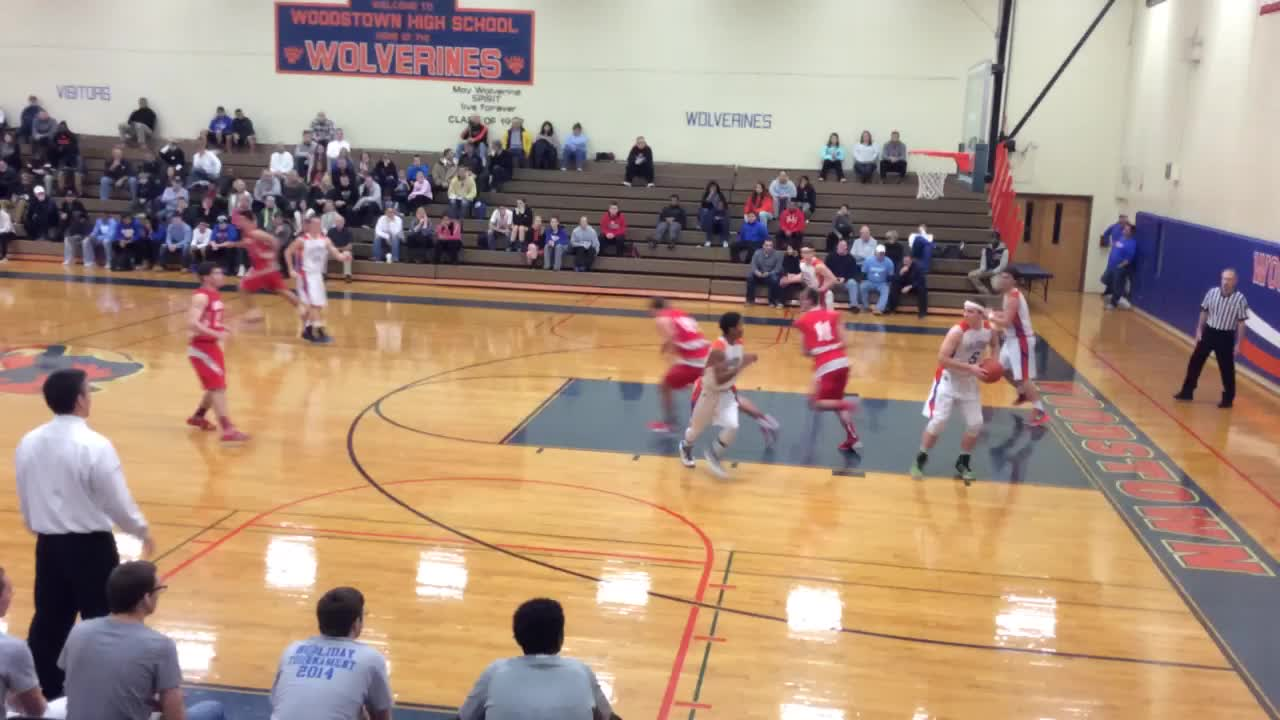 Woodstown High School vs. Haddon Township - Jesse Oscar ...