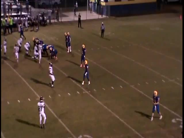 vs. Forrest County Agric