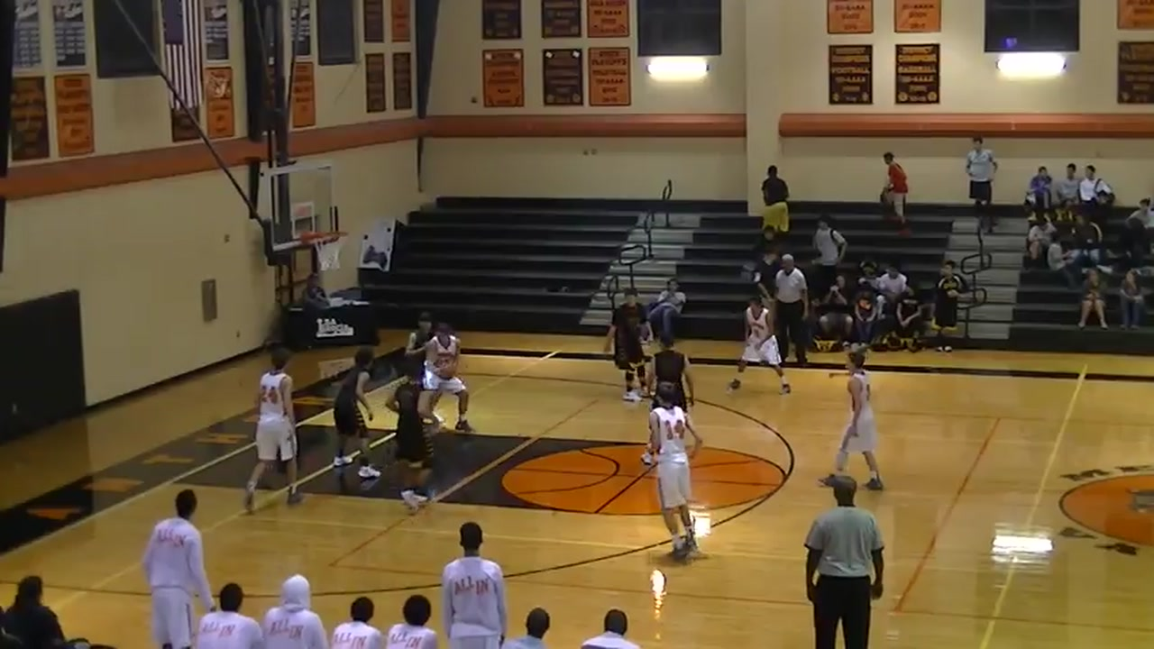 Medina Valley High School vs. Lytle High School - Reese ...