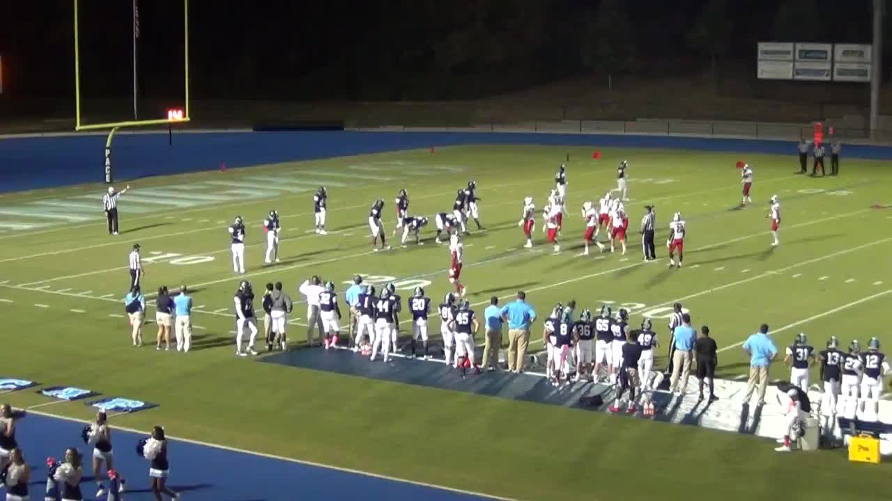 Greater Atlanta Christian High School Vs Pace Academy