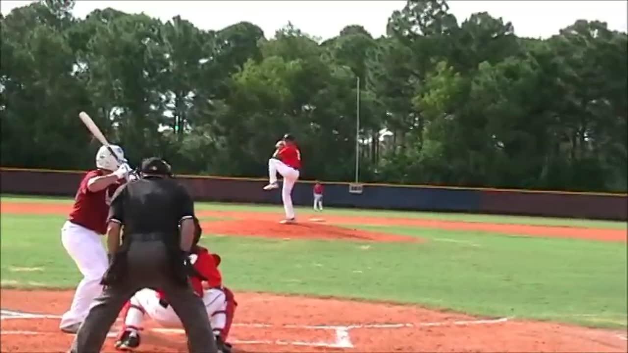 Trevor Victor Omans Baseball Recruiting Profile