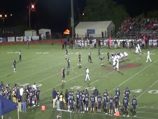 vs. Liberty North High School Varsity Football