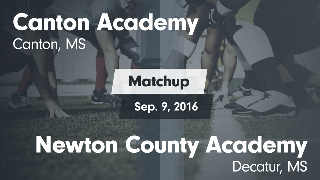 Mississippi newton county decatur - Newton County Academy 2016