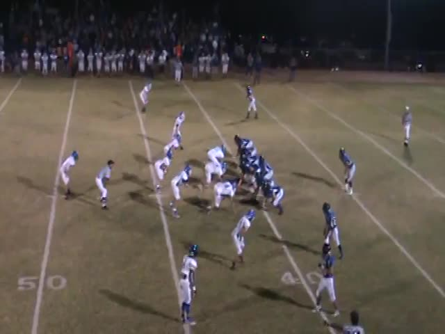 Healdton High School vs. Walters High School - Denton ...