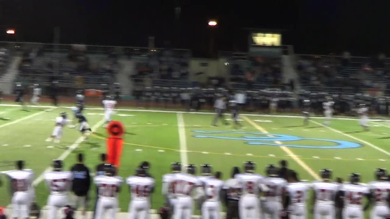 Vs Carson High School Johnathan Porter Highlights Hudl