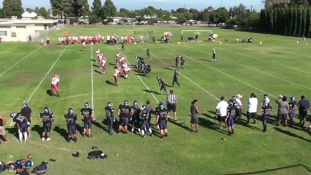 Varsity Football - Pacifica High School - Garden Grove, California ...