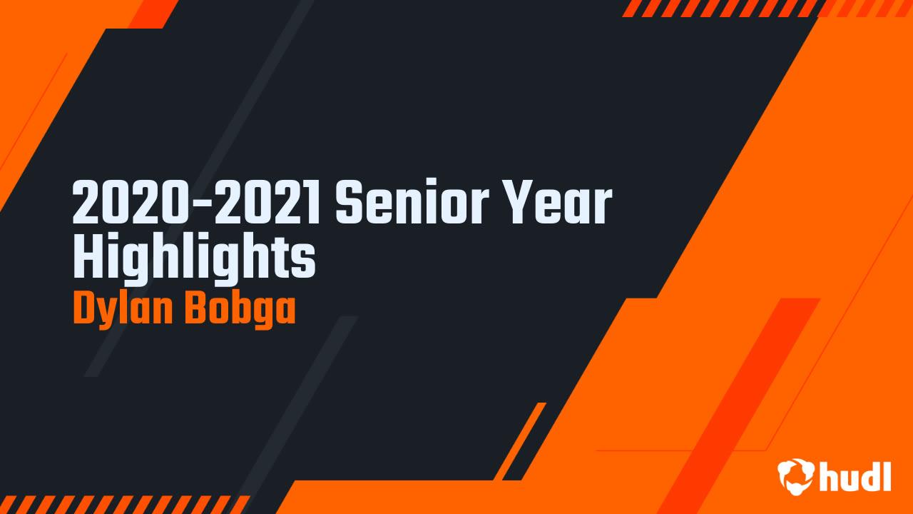 2020-2021 Senior Year Highlights