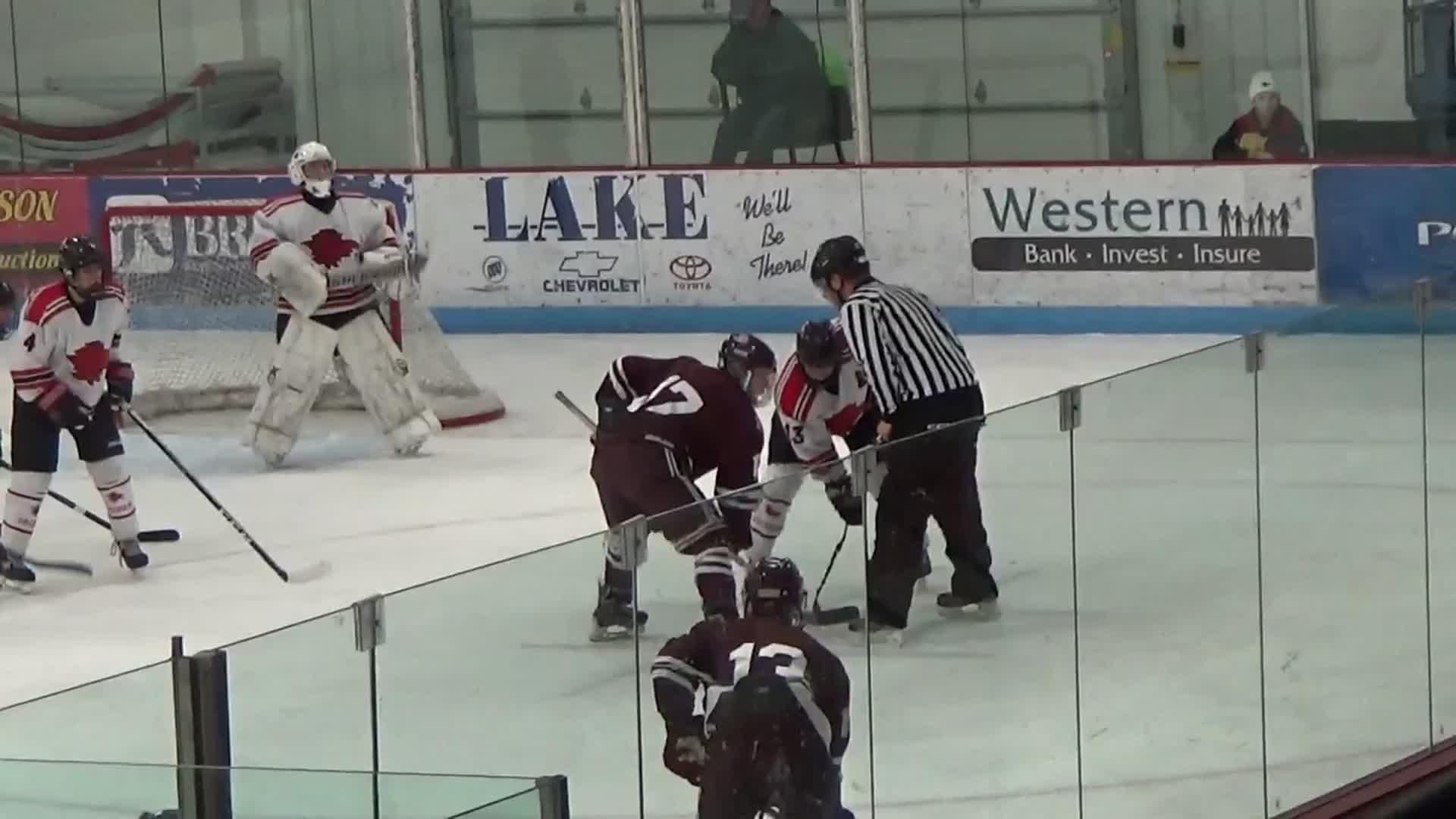 Devils Lake High School Zach Kessler Highlights Hudl